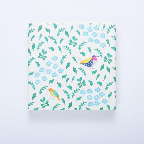 booco 北海道のもりシリーズ (若草と鳥, メモ)