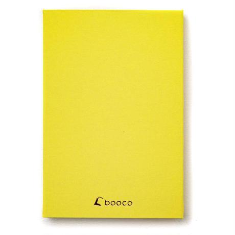 booco DELICIOUS COLOR クロス仕上げ (トウモロコシ, ノート)