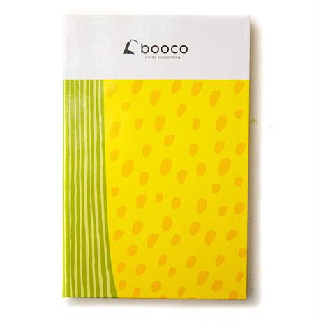 booco DELICIOUS COLOR プリントデザイン (トウモロコシ:セパレート, ノート)