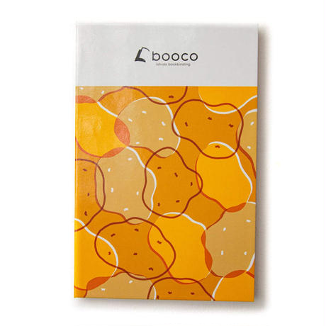 booco DELICIOUS COLOR プリントデザイン (ジャガイモ:セパレート, ノート)