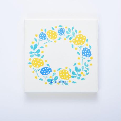 booco 北海道のもりシリーズ (花のかんむり, メモ)