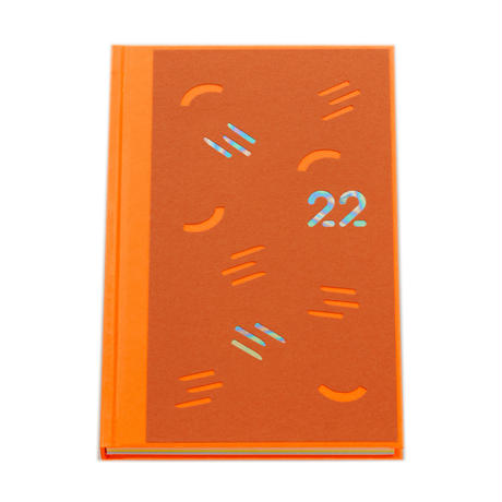 booco 2022 Diary アプリコット
