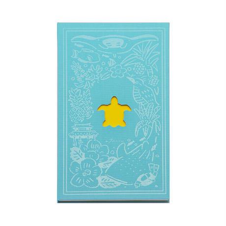 masao takahata x booco コラボノート 沖縄の窓シリーズ(ウミガメ)