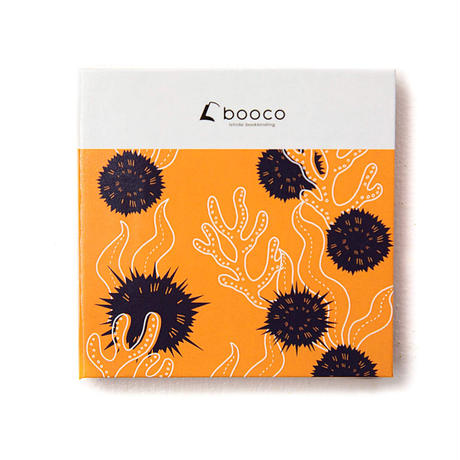 booco DELICIOUS COLOR プリントデザイン (ウニ:セパレート, メモ)