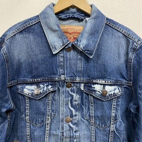 Levi's DENIM JACKET BLEACH
