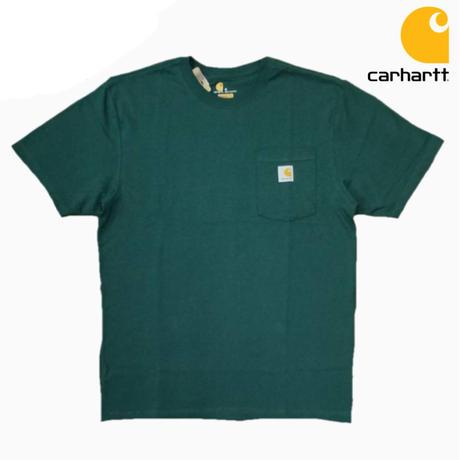 carhartt TEE HUNTER GREEN