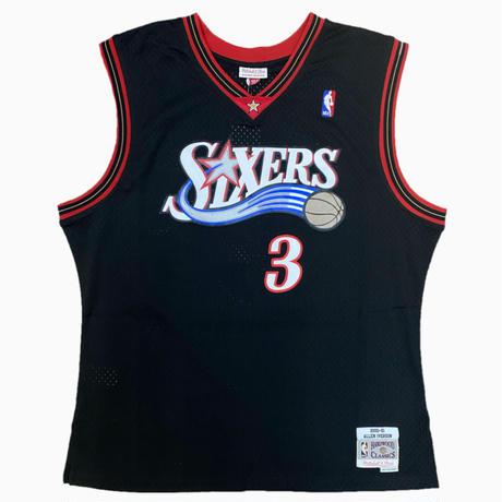 NBA GAME SHIRTS 76ERS