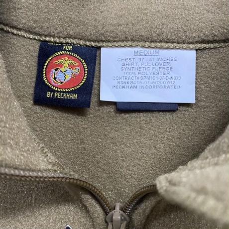 USMC FLEECE  JACKET