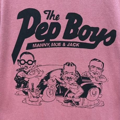PRINT TEE PEP BOYS