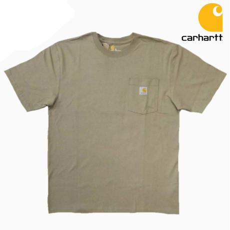 carhartt TEE SAND BEIGE