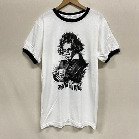 NEW RINGER TEE BEETHOVEN