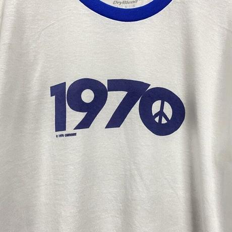 NEW RINGER TEE 1970