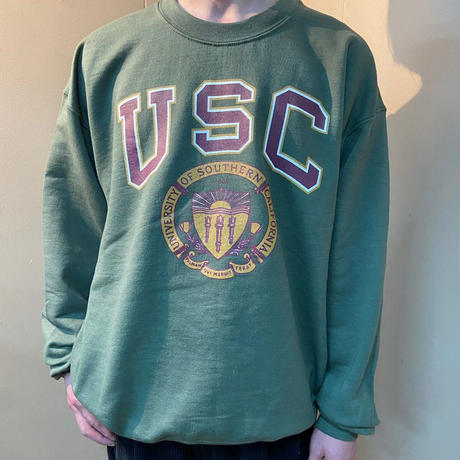 COLLEGE SWEAT USC