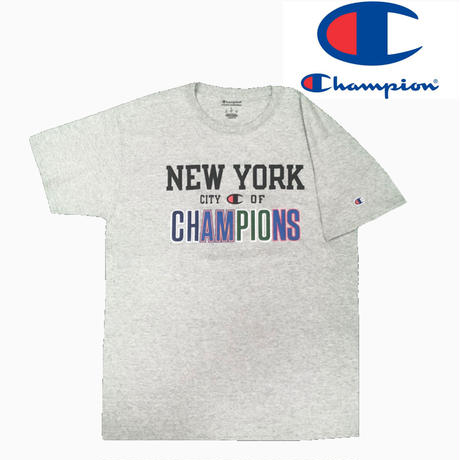 Champion TEE MULTI GRAY