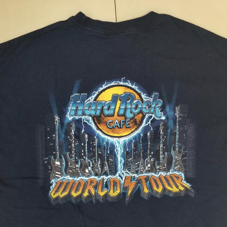 USED HARD ROCK TEE MR60