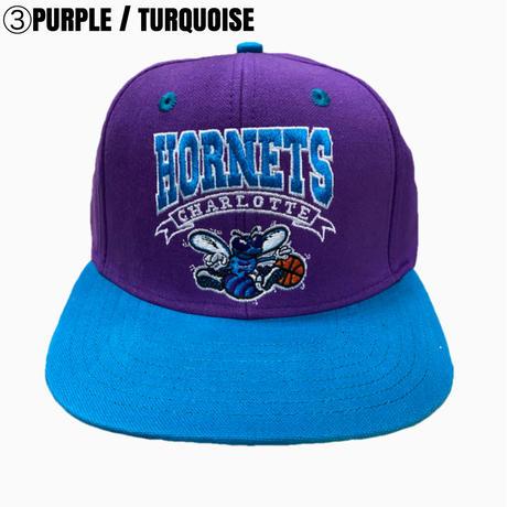 NBA CAP  HORNETS 3TYPE