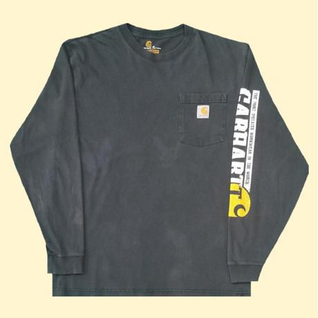 USED carhartt L/S TEE LP8