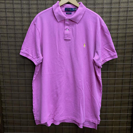 USED R/L POLO SH 214 PINK