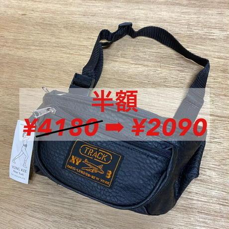 REAL LETHER WAIST BAG