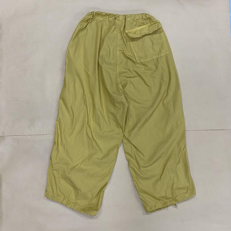 USED SNOWCAMO  PANTS P20LP