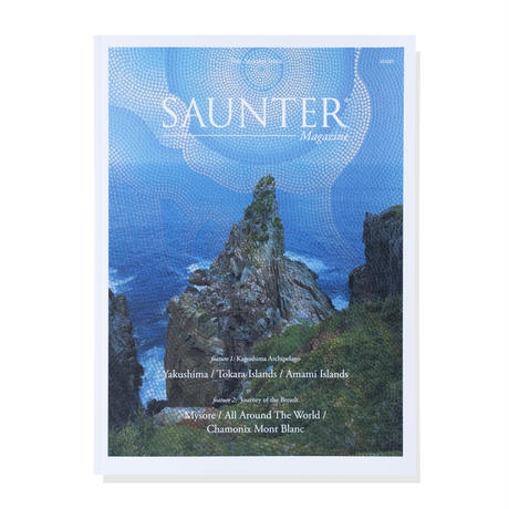 SAUNTER Magazine Vol.02