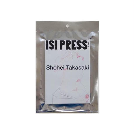 ISI PRESS VOL.4 Shohei Takasaki