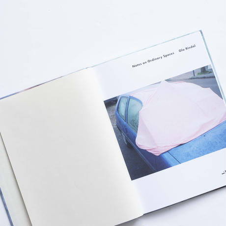 Ola Rindal『NOTES ON ORDINARY SPACES』
