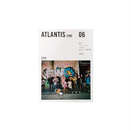 加藤 直徳『ATLANTIS zine 06』