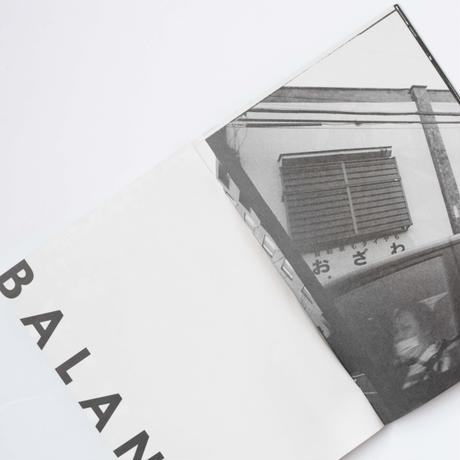 中野賢太『BALANCE』