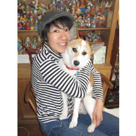 2021年11月3日 スギヤマカナヨさんワークショップ★大山真里さん(キットパスアートインストラクター)を迎えて 「ハンドスタンプでみーせーて 絵本を作ろう!」