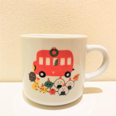 [雑貨]「おべんとうバスマグカップ」