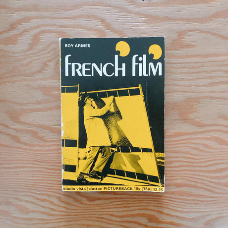 Roy Armes    French  Film