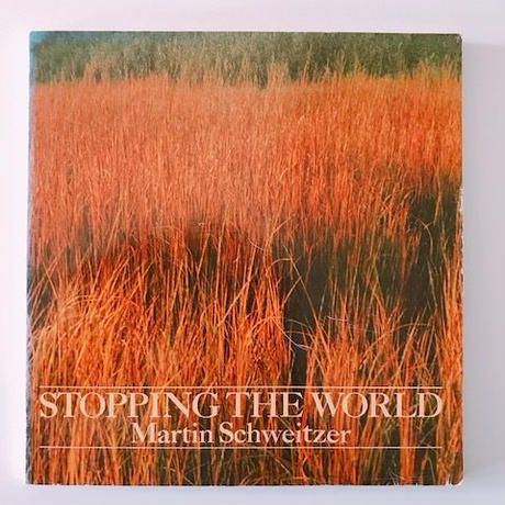 MARTIN SHWEITZER     STOPPING THE WORLD