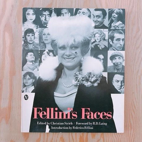 FELLINI'S FACES