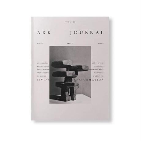 ARK JOURNAL VOLUME VI AUTUMN/WINTER 2021
