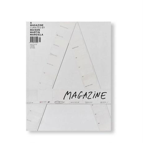 〈ご予約商品/ 3月下旬〜4月上旬お届け予定・2nd Printing〉A MAGAZINE CURATED BY MAISON MARTIN MARGIELA