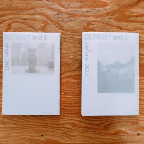 佐久間裕美子 Sakumag Zine Vol.3    DETROIT and I