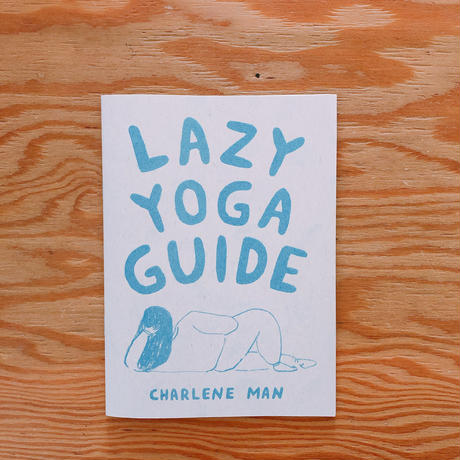 CHARLENE MAN  LAZY  YOGA GUIDE