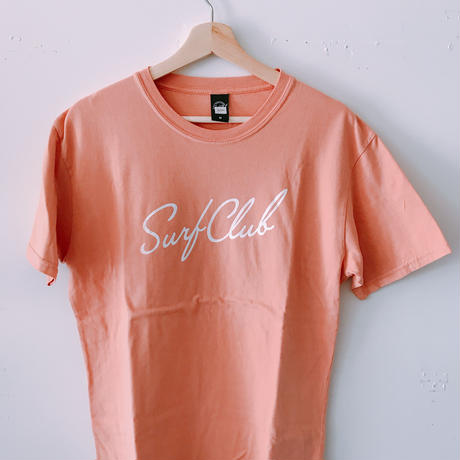 OAKLAND SURF CLUB  T-SHIRT  PINK