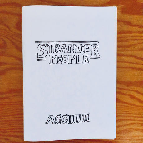 STRANGER PEOPLE