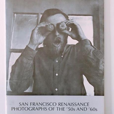 SAN FRANCISCO RENAISSANCE PHOTOGRAPHS OF 50's AND 60's        MERRIL GREENE