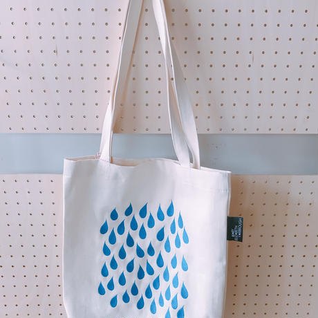 MARY ELIZABETH YARBROUGH TOTE BAG *BLUE