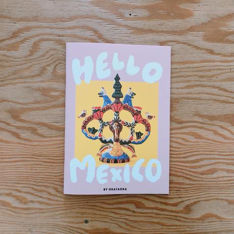"""オカタオカ OKATAOKA MEETS FOLK ART SERIES """"HELLO MEXICO"""""""