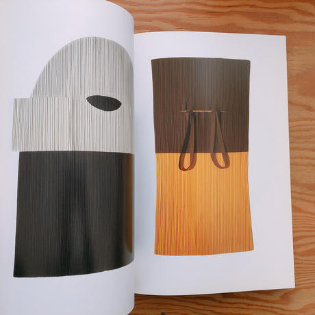Issey Miyake Pleats Please + Issey Miyake by Irving Penn