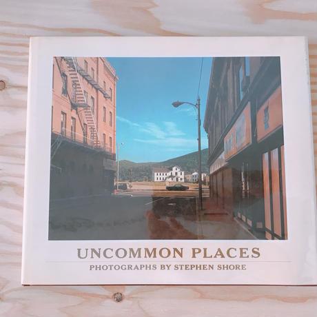 STEPHEN SHORE  UNCOMMON PLACES