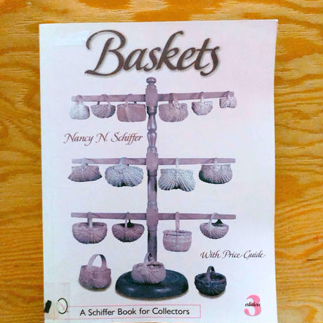 NANCY SCHIFFER  BASKETS  3rd edition