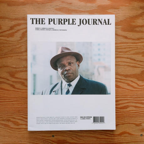 THE PURPLE JOURNAL number 8
