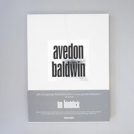 Nothing Personal / Richard Avedon(リチャード・アヴェドン),James Baldwin(ジェイムズ・ボールドウィン)
