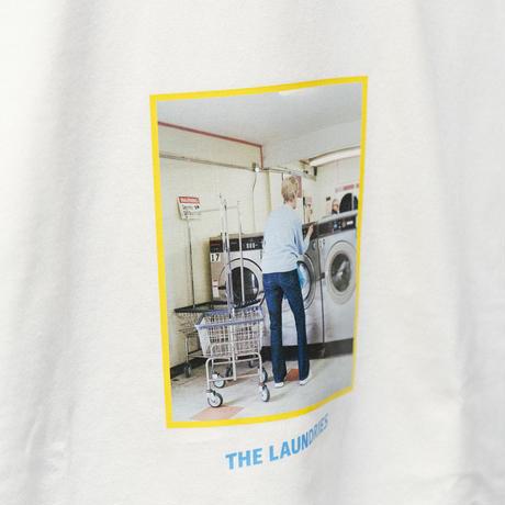 「THE LAUNDRIES」Tシャツ / 濱田紘輔(Kosuke Hamada)