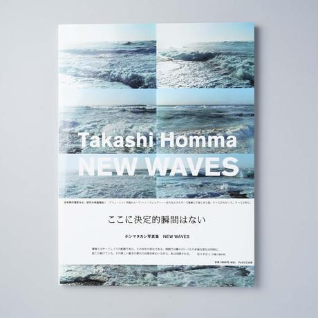 [サイン入/ Signed]  NEW WAVES / ホンマタカシ(Takashi Homma)